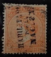 Antillas N17A - Cuba (1874-1898)
