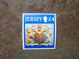 1995 Royal Arms  SG 491c   MNH ** - Jersey