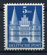 43474) ALL. BESETZUNG # 100 Wg Typ II Postfrisch Aus 1948, 220.- € - American/British Zone