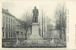 Malines Boulevard Et Statue Van Beneden  (11727) - Mechelen