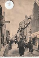 14 -Très Belle Carte Postale Ancienne De  LANGRUNE SUR MER    Rue De La Mer - Francia