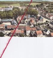 CP 60   - BALAGNY SUR THERAIN  - Vue Aérienne Sur L'église Et Les écoles - Non Classificati