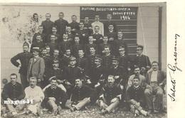 LA SPEZIA - PLOTONE SUSSISTENZA 1904 - La Spezia