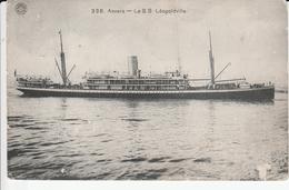ANTWERPEN  Le Leopoldville - Antwerpen