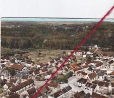 CP 60   - BALAGNY SUR THERAIN  - Vue  Générale Aérienne - France