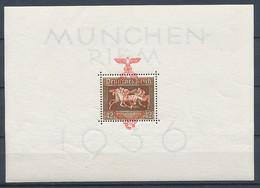 D. Reich Block 10 * (Michel 80,-- € ) - Allemagne