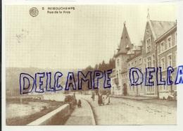 Belgique. Remouchamps. Rue De La Rive. Reproduction ALBERT. Publicité ADEPS - Zonder Classificatie