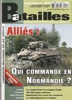 Rare Revue Batailles N°35 - 1939-45