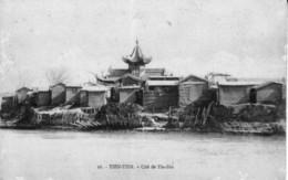 CPA De Indochine - Tien-Tsin - Cité De Tin-Zéo. Edition Liou-Seu. N° 16. Non Circulée. Bon état. - Vietnam