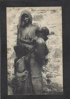 CPA Erythrée Afrique Colonie Italienne Italie Type Ethnic ERITREA Non Circulé Nu Féminin Femme Nue - Eritrea