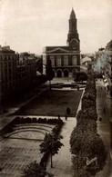 BOIS COLOMBES PLACE DE LA REPUBLIQUE ET L HOTEL DE VILLE - Autres Communes