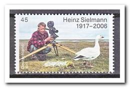 Duitsland 2017, Postfris MNH, Birds, Heinz Sielmann - [7] République Fédérale