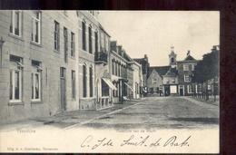 IJzendijke - Sluis - Terneuzen - Markt - 1902 - Pays-Bas