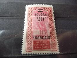 TIMBRE  SOUDAN   N  47      COTE  2,50  EUROS   NEUF  SANS  CHARNIÈRE - Sudan (1894-1902)