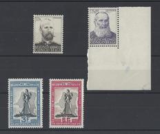 CONGO BELGE YT  N° 298/301  Neuf **  1950 - Congo Belge