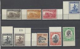 RUANDA-URUNDI. YT  N° 137----  Neuf **  1943 - Ruanda-Urundi