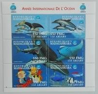 Madagascar 1999**Mi.2234-39 International Day Of The Ocean MNH [8;66] - Meereswelt