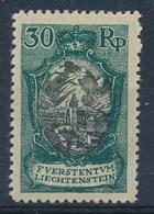 LIECHTENSTEIN - Mi Nr 55 - MH* - Cote 75,00  € - Unused Stamps