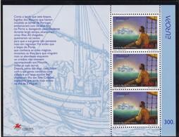 1997, Azoren, 466 Block 17,  Europa: Sagen Und Legenden. MNH - Azores