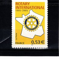 Rotaty International--N° 3750A ** Autocollant / Feuille PRO - Adhésifs (autocollants)