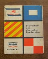 Folder  DIE FARDEN Der Deutschen Reedereien     Mobil   Hamburg - Transport