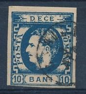 ROMANIA - Mi Nr 29 I - Gest./obl. - Cote 80,00  € - 1858-1880 Moldavia & Principality