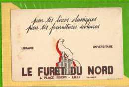 Buvard & Blotting Paper : LE FURET DU NORD LILLE - Papeterie