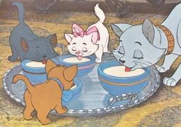 Chat Les Aristochats Le Monde Merveilleux De Walt Disney - Other