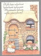 Dressed Mouse Baker Souris Maus - Unused - Autres