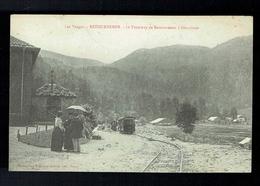 CPA 88 - Retournemer - Le Tramway De Retournemer à Gérardmer - Maison Des Magasins Réunis Nancy - Gerardmer