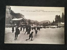Patinage,patinoire,les Bassins Du Doubs En Hiver Villers Le Lac - Patinage Artistique