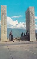 AVENIDA DE LOS PROCERES. CARACAS, VENEZUELA. CPA CIRCA 1970s - BLEUP - Venezuela