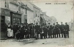 ORLEANS (45) - La Fanfare De La Barrière St Marc - Orleans