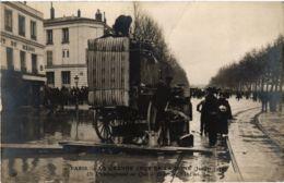 CPA PARIS La Grande Crue De La Seine 1910 Quai De Billy Un Déménagement (578034) - La Crecida Del Sena De 1910