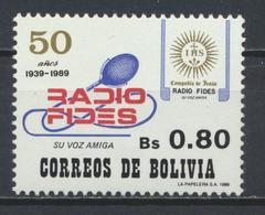 °°° BOLIVIA - Y&T N°724 - 1984 MNH °°° - Bolivia