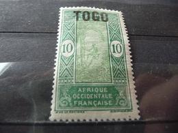 TIMBRE  TOGO   N  105     COTE  0,75  EUROS   NEUF  SANS  CHARNIÈRE - Togo (1914-1960)