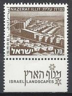 1975Israel646Landscape - Nuevos (con Tab)