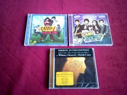 COLLECTION DE 3 CD ALBUM DE MUSIQUE DE FILM ° THE PRINCE OF EGYPT  + CAMP ROCK + CAMP ROCK 2 THE FINAL JAM - Musique De Films