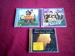COLLECTION DE 3 CD ALBUM DE MUSIQUE DE FILM ° THE PRINCE OF EGYPT  + CAMP ROCK + CAMP ROCK 2 THE FINAL JAM - Soundtracks, Film Music