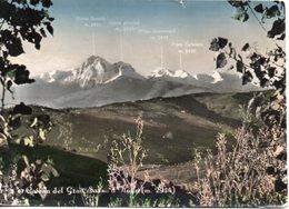 Catena Del Gran Sasso D'Italia (m. 2914) - Italie