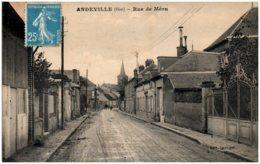 60 ANDEVILLE - Rue De Méru - France