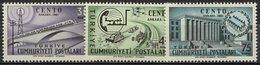 Turquie, N° 1585 à N° 1587** Y Et T - Unused Stamps