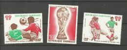 Gabon Poste Aérienne N°206 à 208 Neufs** Cote 4.65 Euros - Gabon