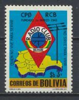 °°° BOLIVIA - Y&T N°584 - 1979 MNH °°° - Bolivia