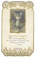 Tournai. Souvenir De La Communion. Simonne Lecerf. Tournai. 1er Mai 1913. Chapelle Des Soeurs De La Providence. **** - Communion