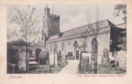 PLAISTOW - THE WEST HAM CHURCH - London