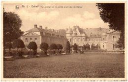 BELOEIL - Vue Générale De La Grande Avant-cour Du Chateau - Beloeil