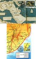 South Africa 1988 Maximum Card Maps - Afrique Du Sud (1961-...)