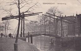 DORDRECHT. DAMIATENBRUG. PW VAN DE WEG. CPA CIRCA 1900s - BLEUP - Dordrecht