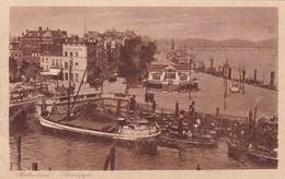 ROTTERDAM. BOOMPJES. WEENENK & SNEL. CPA VOYAGEE CIRCA 1925 - BLEUP - Rotterdam